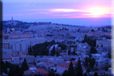 Jerusalem Sunrise