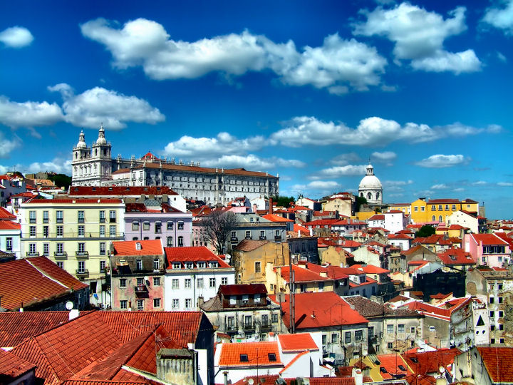 4-Night Portugal Pre-Tour April 29 - May 3, 2019 (Double Occ.)
