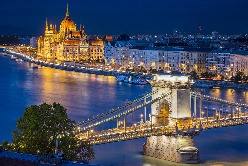 Danube Jewish Heritage River Cruise <BR>Led by Rabbi Keith Stern